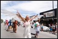 Greytown Xmas Parade - angels!!!